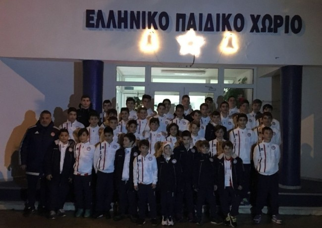 Photo of Η Σχολή Θεσσαλονίκης στο Ελληνικό Παιδικό Χωριό