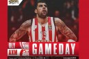 Euroleague LIVE: Ολυμπιακός – Αρμάνι Μιλάνο