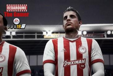 Ένας 80άρης για τον Θρύλο στο FIFA 18! (pics)