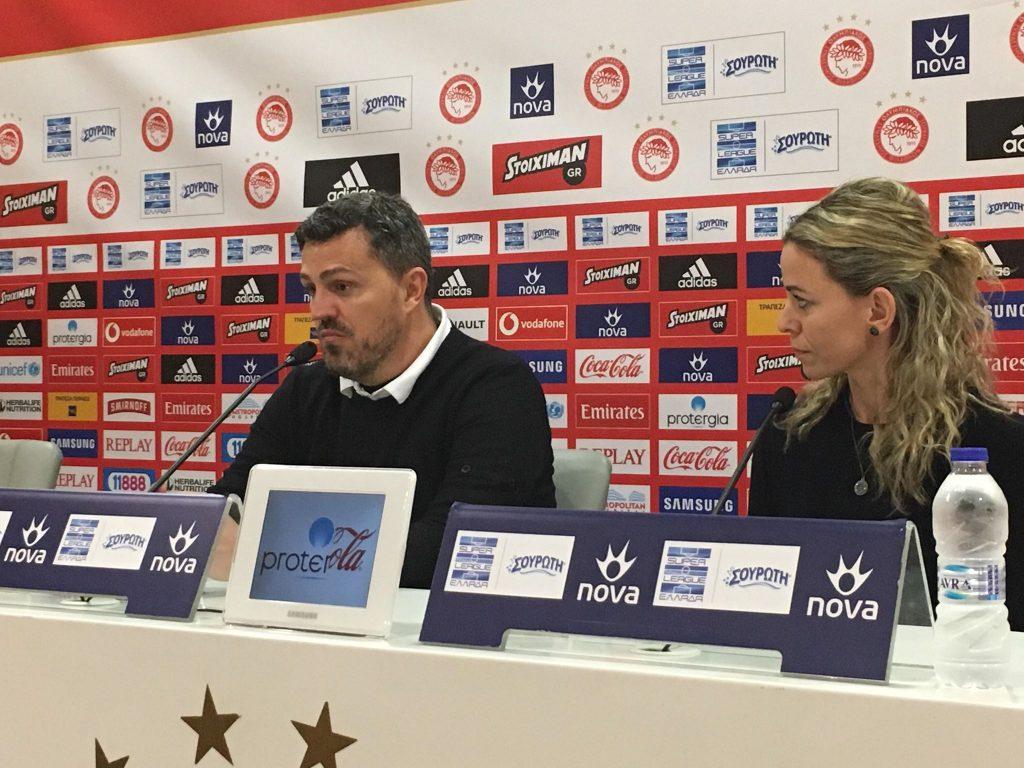 "Photo of ""Ικανοποιημένος από την νίκη, χρειαζόμαστε δουλειά"""