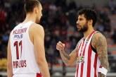 Euroleague LIVE: Ολυμπιακός – Μπαρτσελόνα