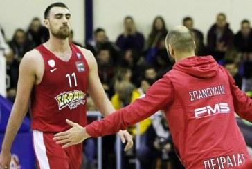 MVP με double-double ο Μιλουτίνοφ