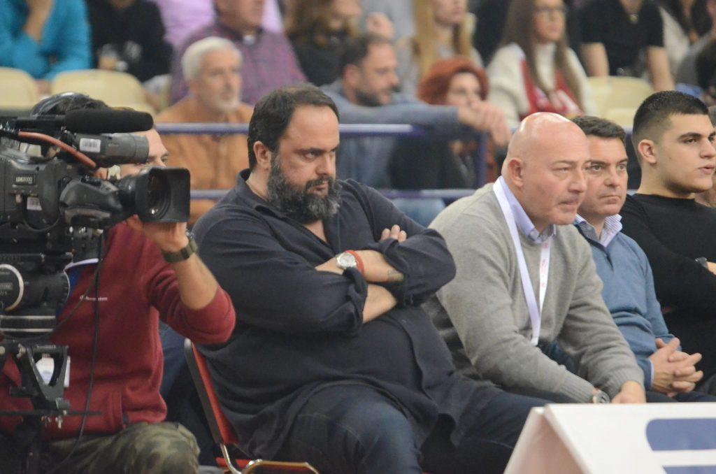 Photo of Στο ΣΕΦ ο Βαγγέλης Μαρινάκης
