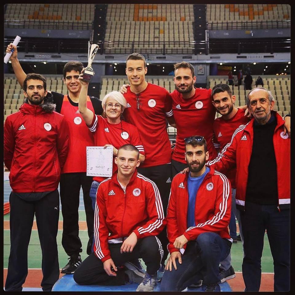 Photo of Ξανά Πρωταθλητής ο Ολυμπιακός!