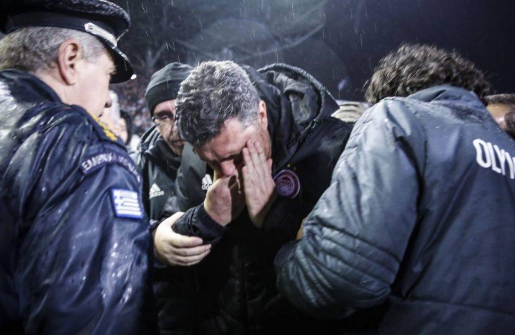 Photo of Δεύτερη καταγγελία στον Εισαγγελέα ο Ολυμπιακός
