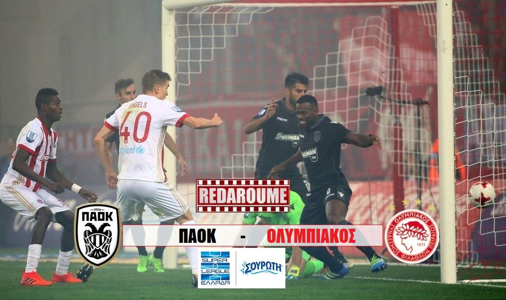 Photo of Super League LIVE: ΠΑΟΚ – Ολυμπιακός