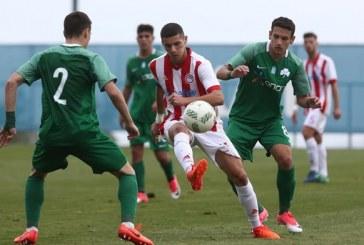 «Άσφαιροι» οι Νέοι, 0-0 με Παναθηναϊκό