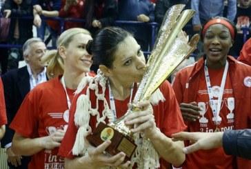 «Χαιρόμαστε που φέραμε μία άλλη κούπα στον Ολυμπιακό!»