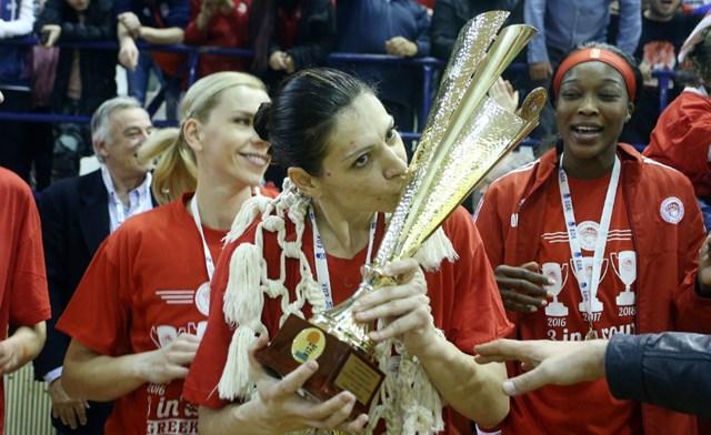 Photo of «Χαιρόμαστε που φέραμε μία άλλη κούπα στον Ολυμπιακό!»