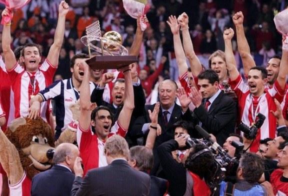 Όταν ο Θρύλος κατέκτησε το δεύτερο ευρωπαϊκό! (Video)