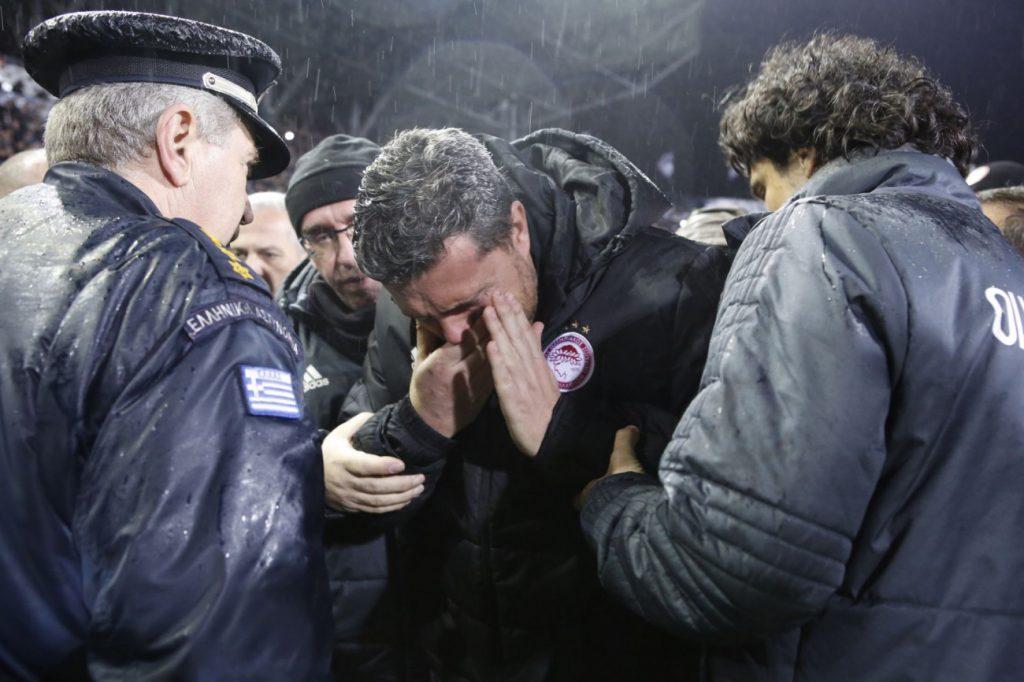 Photo of Την Παρασκευή η προσφυγή του Ολυμπιακού στο Διαιτητικό Δικαστήριο