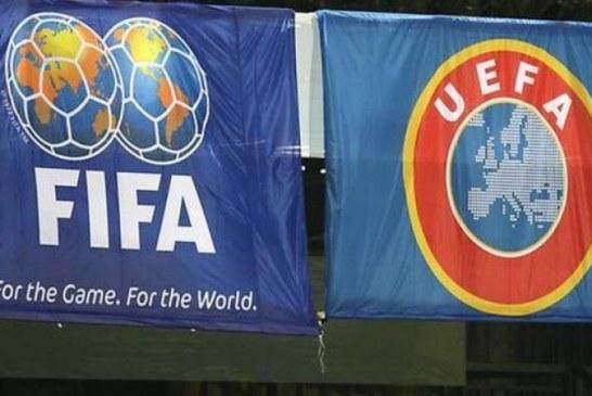 Στην Αθήνα την Τετάρτη FIFA και UEFA
