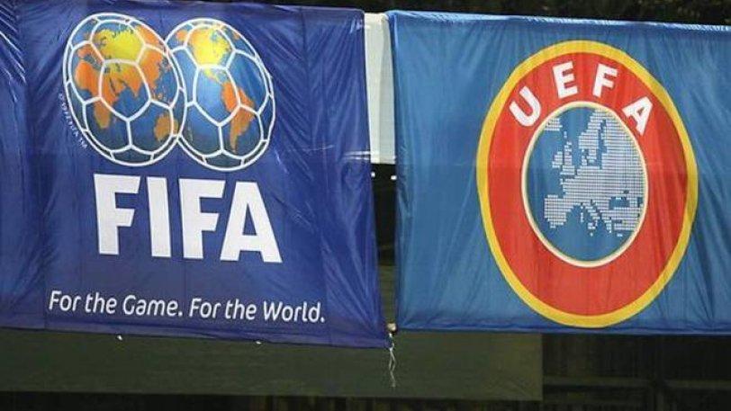 Photo of Στην Αθήνα την Τετάρτη FIFA και UEFA