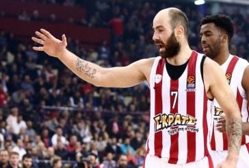 Basket League – Ολυμπιακός – Παναθηναϊκός (2ος τελικός)