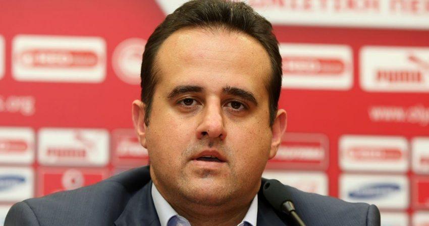Photo of «Υπάλληλος της ΠΑΕ ΠΑΟΚ ο Γραμμένος»