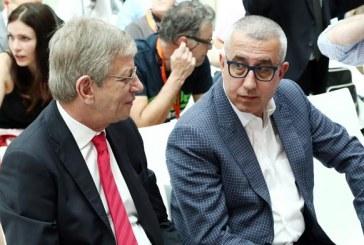 Σκινδήλιας και Σταυρόπουλος στο Euroleague Board