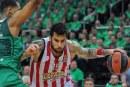 Euroleague LIVE: Ζαλγκίρις Κάουνας – Ολυμπιακός (4ος αγώνας)