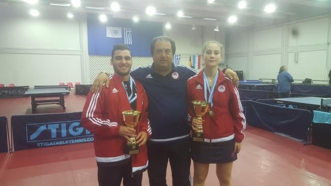 Photo of «Χρυσοί» Σγουρόπουλος και Τέρπου