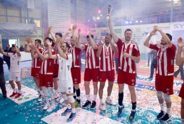 LIVE: Ολυμπιακός – Ραβέννα