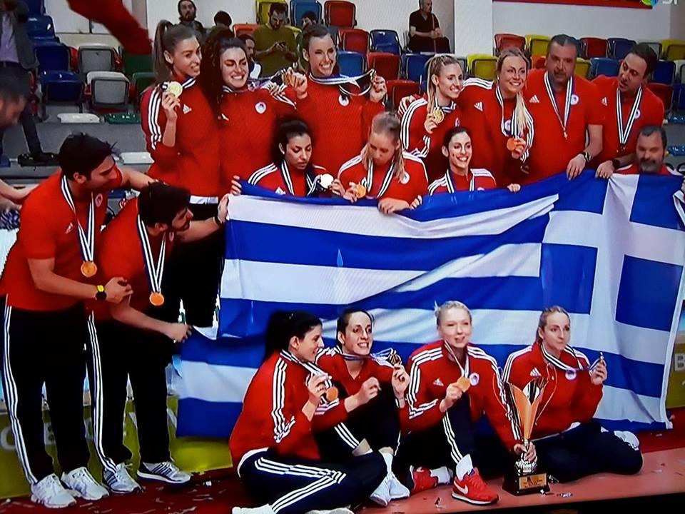 Photo of Με τη σημαία της Ελλάδας!