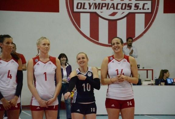 Τα χαμόγελα των πρωταθλητριών (pics)