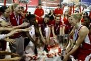 Το δεύτερο συνεχόμενο νταμπλ στο μπάσκετ γυναικών! (Video)