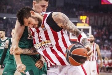 Euroleague LIVE: Ολυμπιακός – Ζαλγκίρις (game 2)
