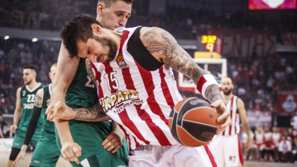 Photo of Euroleague LIVE: Ολυμπιακός – Ζαλγκίρις (game 2)