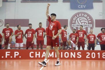MVP του φετινού πρωταθλήματος ο Αλεξίεφ