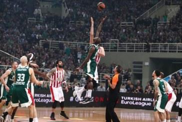 Basket League – Παναθηναϊκός – Ολυμπιακός (1ος τελικός)