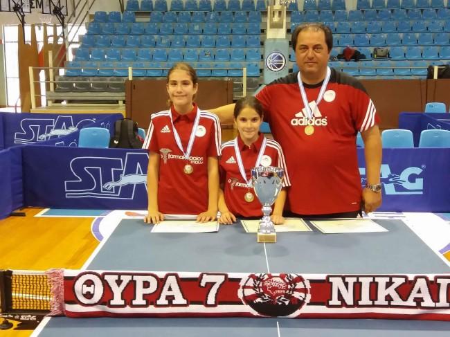 Photo of Πρωταθλήτριες Ελλάδας οι Παγκορασίδες
