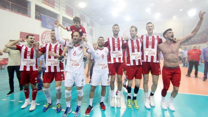 Photo of Στο CEV Cup o Θρύλος