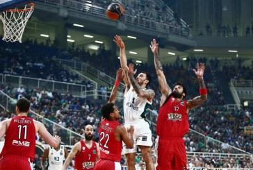 Basket League LIVE: Παναθηναϊκός – Ολυμπιακός (3ος τελικός)