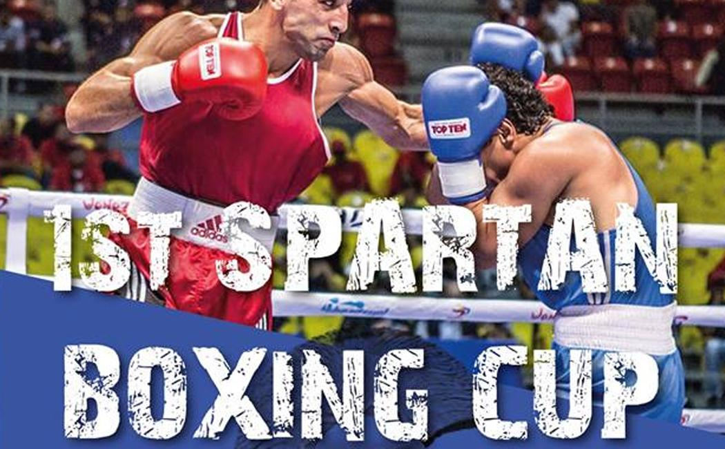 Photo of Στο 1ο Spartan Boxing Cup o Ολυμπιακός