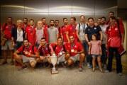 Οι Πρωταθλητές Ευρώπης στο ΣΕΦ