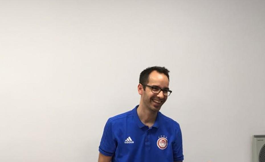 Photo of Ενρίκε Γκόμες ο νέος εργοφυσιολόγος
