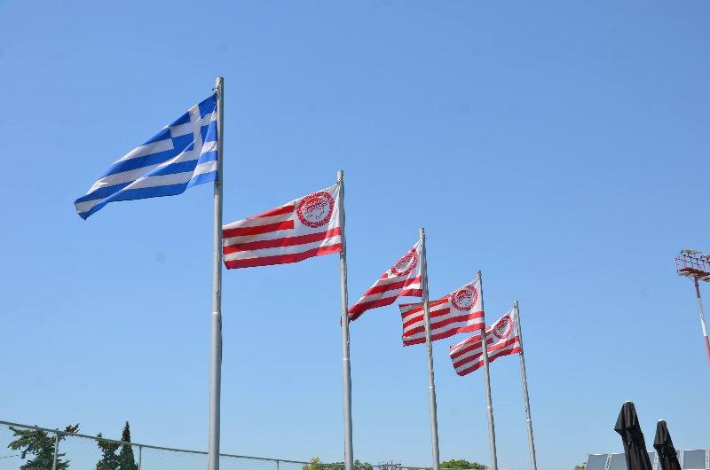 "Photo of Το ""κόσμημα"" του Ολυμπιακού Συνδέσμου Φιλάθλων Πειραιώς"