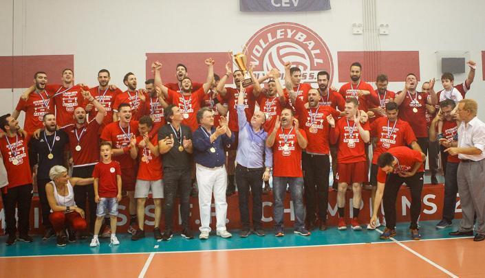 Photo of Στο EHF Cup o Oλυμπιακός