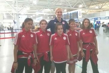 Στο Ζάγκρεμπ πέντε ταλαντούχοι αθλητές
