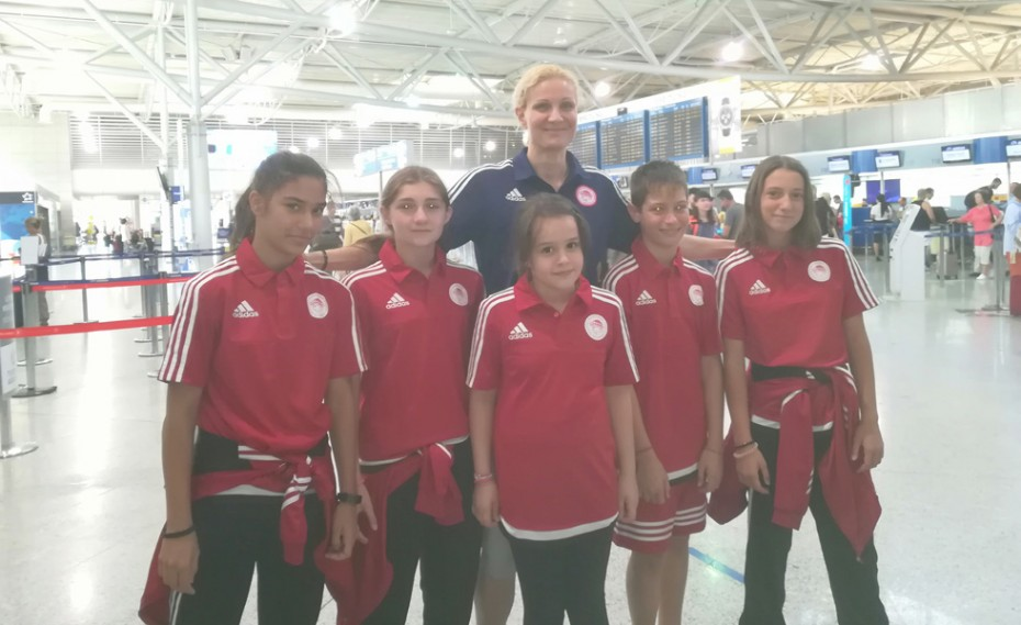 Photo of Στο Ζάγκρεμπ πέντε ταλαντούχοι αθλητές