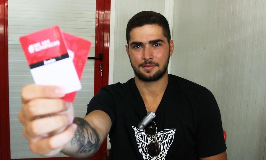 Photo of Στα εκδοτήρια του ΣΕΦ ο Τολιόπουλος(Video)