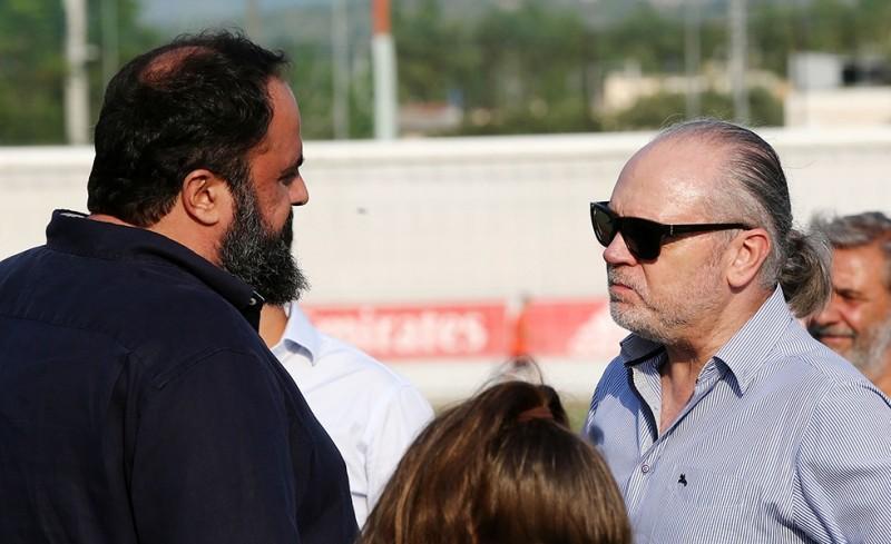 Photo of Στο Ρέντη ο Βαγγέλης Μαρινάκης