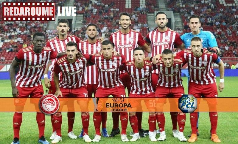 Photo of Europa League LIVE: Ολυμπιακός – Λουκέρνη