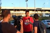 Ο Περπέρογλου στο Βελιγράδι έτοιμος να ξεκινήσει προετοιμασία