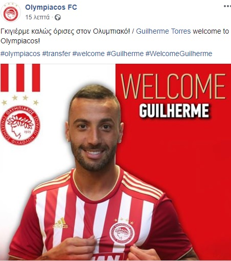 Photo of Welcome Guilherme