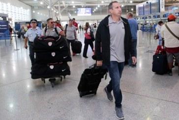 Οι ερυθρόλευκοι έφυγαν για Ισπανία