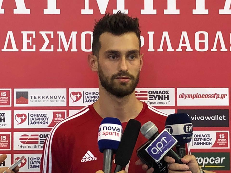 Photo of Κουμεντάκης:«Δεν σκέφτομαι την Πυλαία» (video)