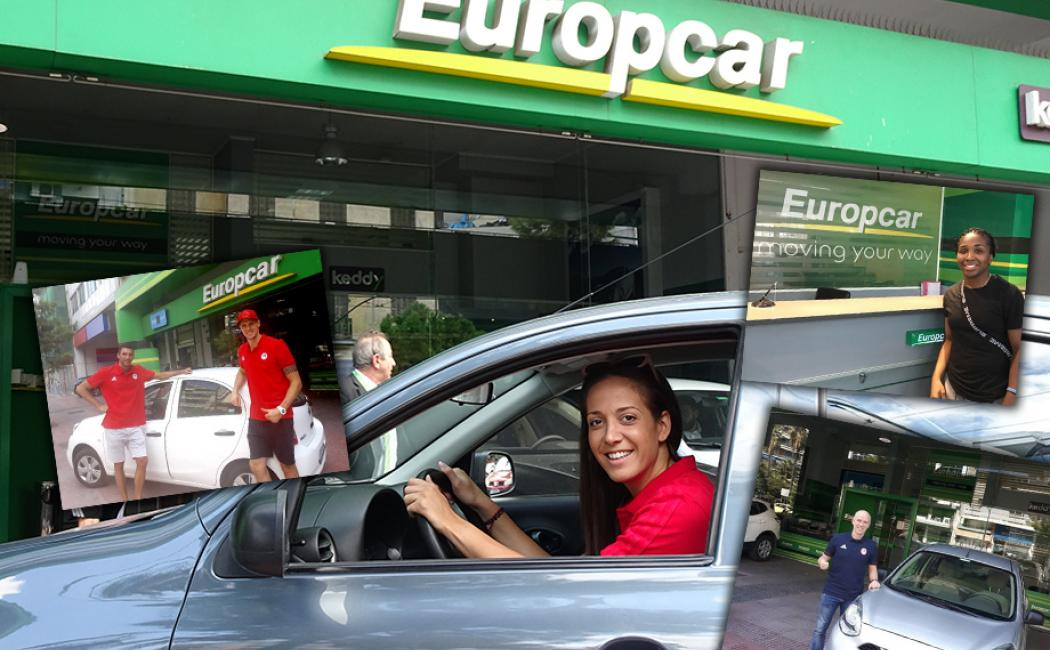 Photo of Συνεχίστηκε η παραλαβή οχημάτων από την Europcar