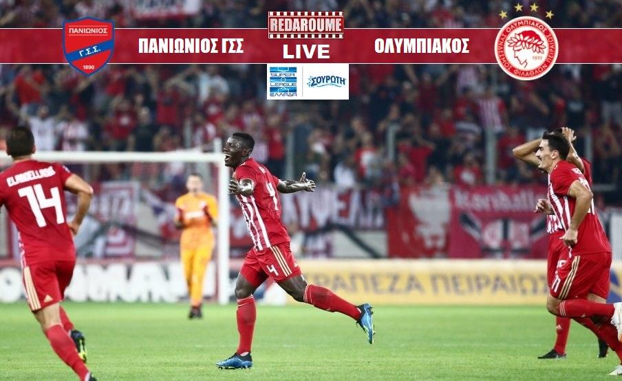 Photo of SuperLeague LIVE: Πανιώνιος – Ολυμπιακός