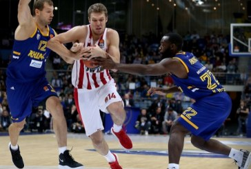 BasketLeague LIVE: Κύμη – Ολυμπιακός